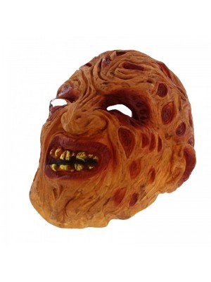 Ghoul Mask with Scabs Wholesale