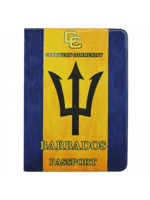 Passport Cover - Barbados Wholesale