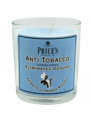 Price's Candles - Jar (Anti Tobacco) Wholesale