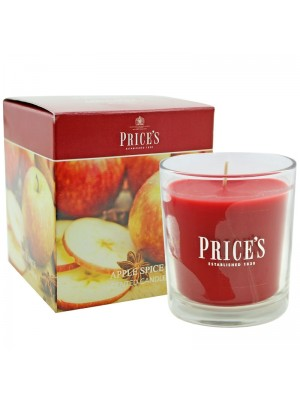 Price's Candles - Boxed Jar (Apple Spice) Wholesale