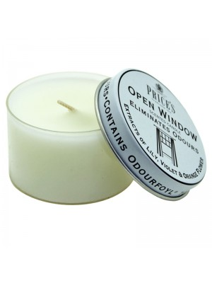 Price's Candles - Tin (Fresh Air Open Window) Wholesale