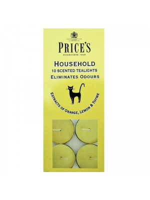 Price's Candles - Scented Tealights (Household) Wholesale