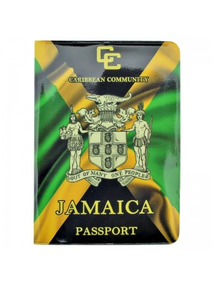 Passport Cover - Jamaica Wholesale