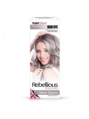 Paint Glow Hair Dye - Silver Storm Wholesale