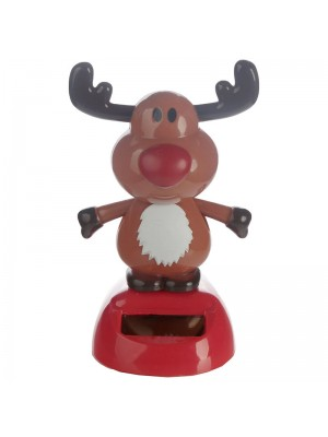 Jingle Jivers Christmas Reindeer Solar Pal Wholesale