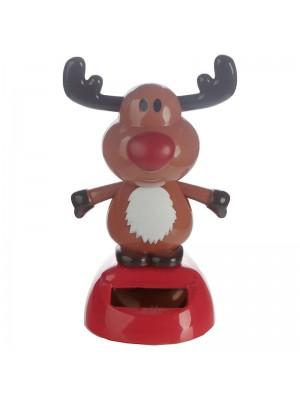 Jingle Jivers Christmas Reindeer Solar Pal Wholesale