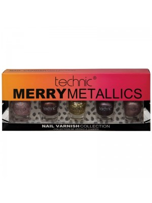 Technic Merry Metallics Nail Varnish