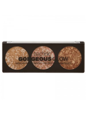 Technic Gorgeous Glow Highlighting Powders