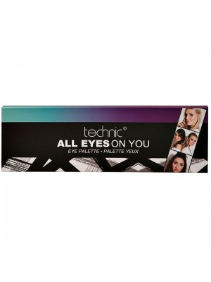 Technic All Eyes On You Eye Palette