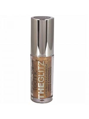 Technic The Glitz Liquid Glitter Eyeshadow - Copper