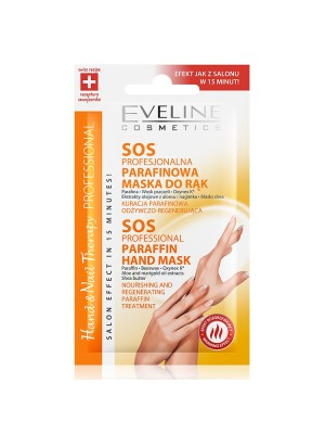 Eveline SOS Professional Paraffin Hand Mask