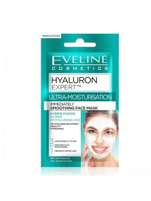 Eveline Hyaluron Expert Smoothing Face Mask