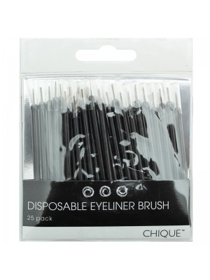 Chique Disposable Eyeliner Brush