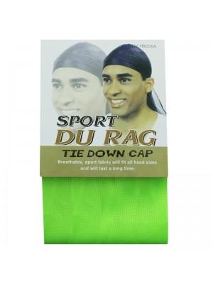 Sport Durags - Tie Down Cap (Green)