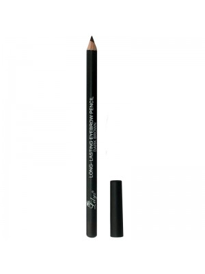 Lilyz Long Lasting Eyebrow Pencil - Dark Brown