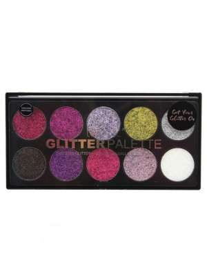 Technic Glitter Palette - Unicorn Uniform