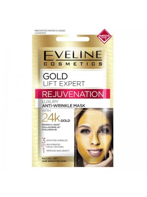 Eveline - Gold Lift Expert Anti Wrinkle Face Mask
