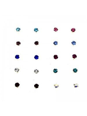Wholesale Mixed Claw Set Nose Pins