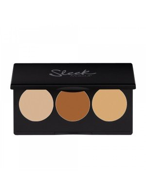 Sleek Corrector & Concealer Palette - 04