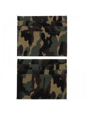 Camouflage Fabric Card Holder - (10x8cm)