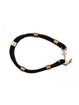 Copper Bracelet in Anchor Design