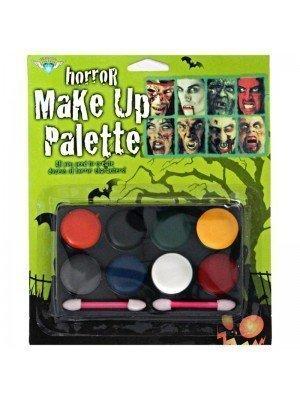Horror Make Up Palette