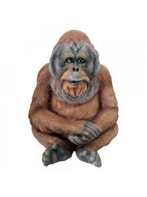 'Maurice' The Orangutan Figurine - 27cm