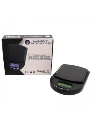 Wholesale Scalability Digital Mini Pocket Scale - SY-100 (100g x 0.1g)