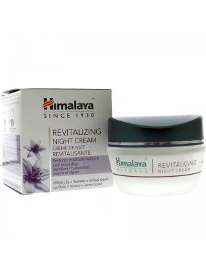 Wholesale Himalaya Revitalizing Night Cream 50g