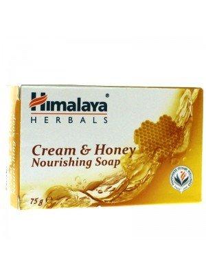 Wholesale Himalaya Herbals Cream & Honey Nourishing Soap 75g