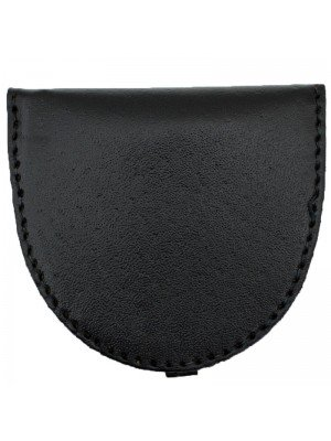 Wholesale Mens Leather Coin Tray - Black
