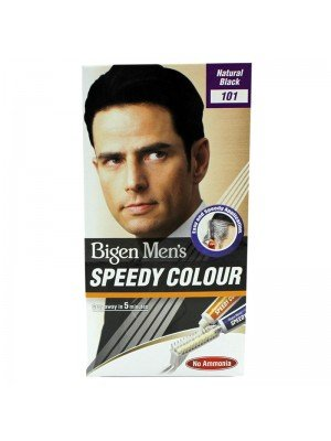 Wholesale Bigen Men's Speedy Colour - Natural Black (101)