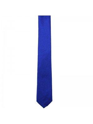 Wholesale Plain Royal Blue Tie