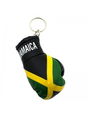 Wholesale Jamaican Boxing Glove Keyrings