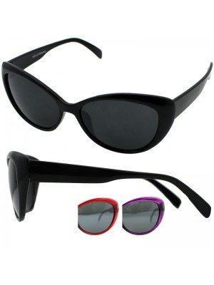 Wholesale Ladies Cat Eye Glasses - Assorted Colours