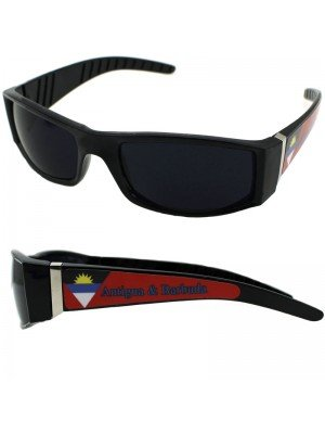 Wholesale Fashion Glasses - Antigua & Barbuda Flag