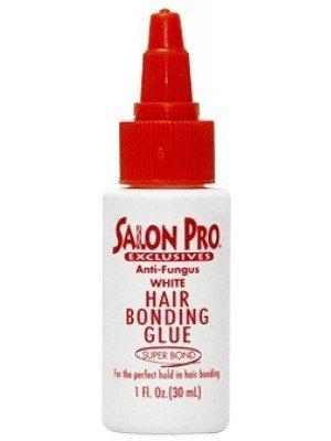 'Salon Pro Exclusive' Hair Bonding Glue White 1 oz.