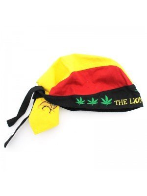 'The Lion Of Judah' Rasta Design Zandana