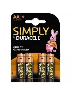 Duracell Alkaline Batteries - AA (1.5V)