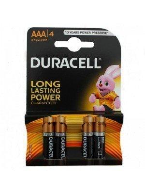 Duracell Alkaline Batteries- AAA (1.5V)