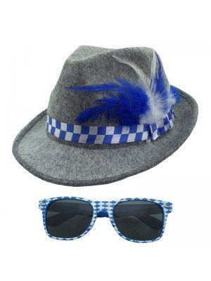 Wholesale Oktoberfest Hat With Glasses
