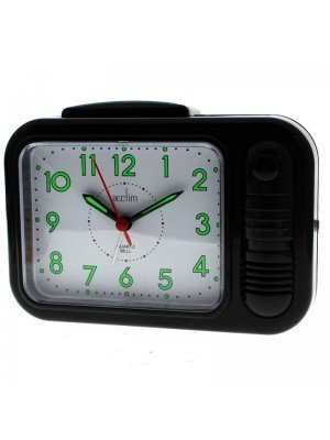 Wholesale Acctim Sonnet Alarm Clock - Black