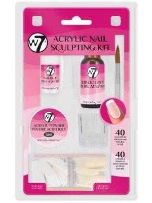 Wholesale W7 Acrylic Nail Sculpting Kit