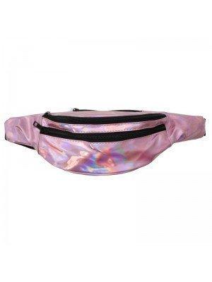 Wholesale Shiny Bum Bag - Assorted Colours