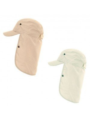 Adults Light Weight Legionnaire Hat With UPF 40+ - Assorted