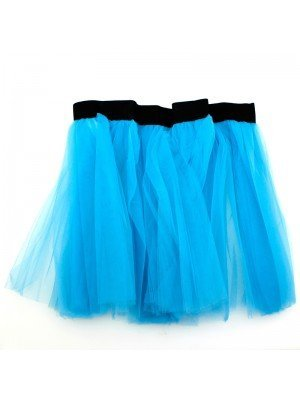 Wholesale Adults Sky Blue Tutus Skirt