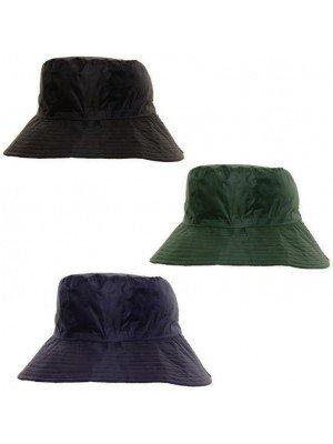 Wholesale Adults Wide Brim Showerproof Bush Hat