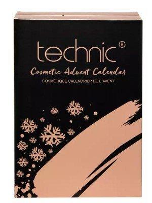 Wholesale Technic 24 Days Cosmetics Advent Calendar