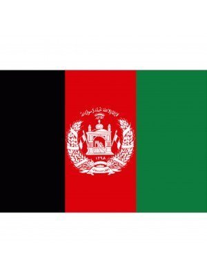 Afghanistan Flag - 5ft x 3ft