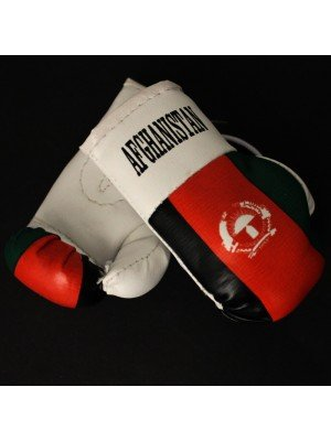 Mini Boxing Gloves - Afghanistan